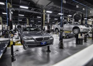 Servicing options for your German brand car in the UAE