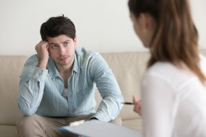 Identifying the need to seek a marriage counselor